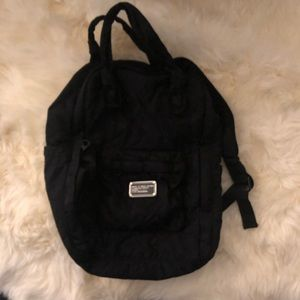 Marc Jacobs Monogram Quilted Nylon Backpack NWOT